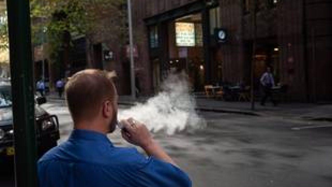 Cigarette électronique : quel effet provoque-t-elle sur les poumons ?